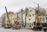 Власти Воронежа снова ищут проектировщика благоустройства проспекта Революции