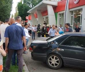 Стали известны подробности жуткого ДТП с полицейским в Воронеже