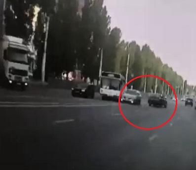 Воронежцам показали, что произошло до трагического ДТП в районе «Максимира»