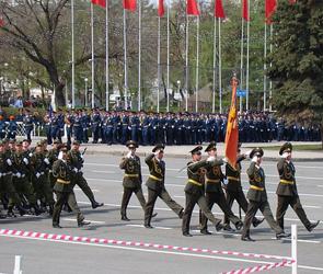 В Воронеже из-за парада Победы перекроют центр и изменят движение автобусов