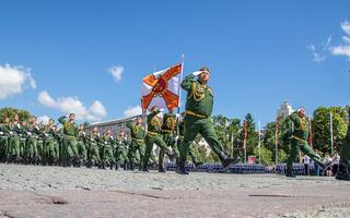 Парад 75-летия Великой Победы на самоизоляции
