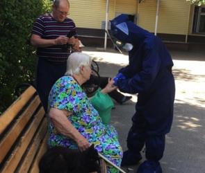 Более 40 тысяч СИЗ передали волонтеры в воронежские интернаты и дома престарелых