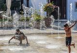Синоптики: в выходные в Воронеже ожидается сильная жара