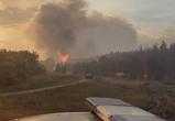 МЧС: в Воронежской области из-за пожара пришлось эвакуировать санаторий