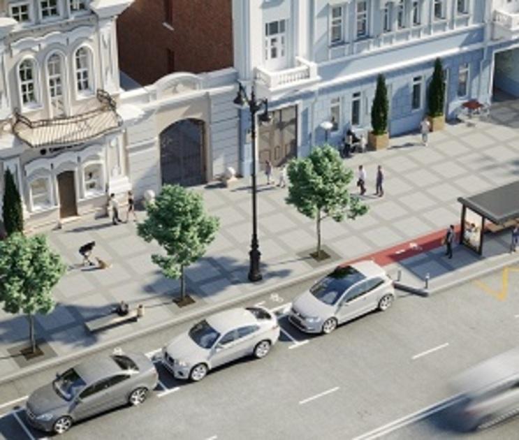 Стало известно, кто разработает проект реконструкции проспекта Революции