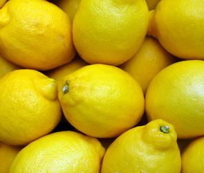 В Воронежской области подешевели лимоны