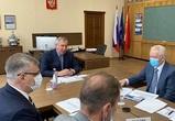 Дмитрий Рогозин посетил воронежский центр ракетного двигателестроения