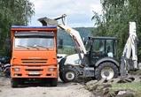 На левом берегу Воронежа благоустроят территорию у сквера «Молодежный»