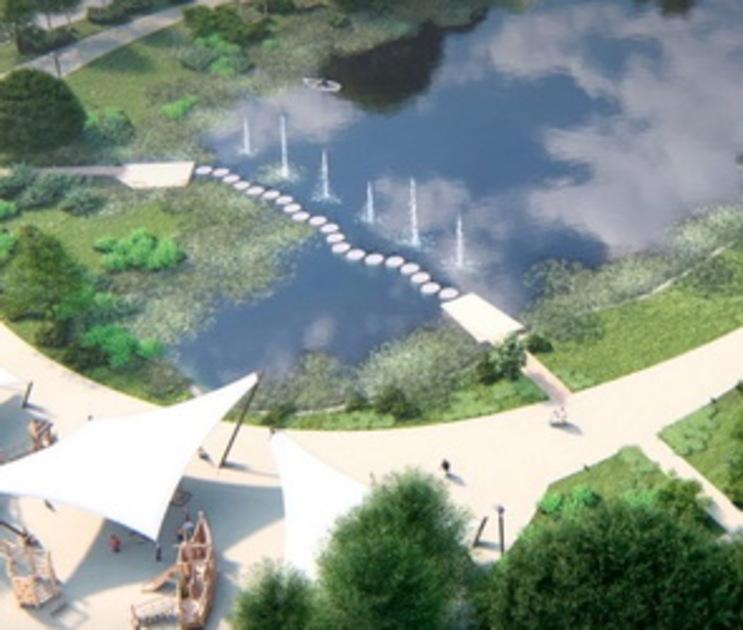 В Воронежской области за 84 млн рублей появится «Перламутровое озеро»