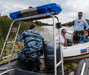 В Воронежской области водителей катеров и яхт проверят на трезвость
