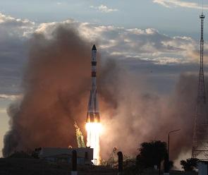 Ракета с воронежским двигателем успешно доставила грузовой корабль на орбиту