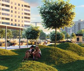 В Северном микрорайоне Воронежа вместо многоэтажки может появиться новый сквер