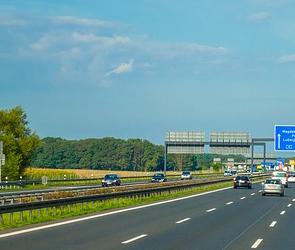 Почти 700 тыс авто за месяц проехали по дороге в обход воронежского Лосево