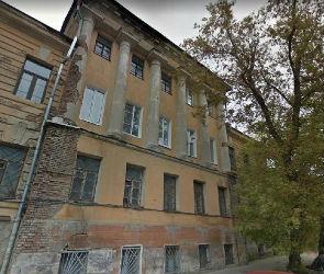 На реконструкцию старинного дома в центре Воронежа потратят 8 млн рублей