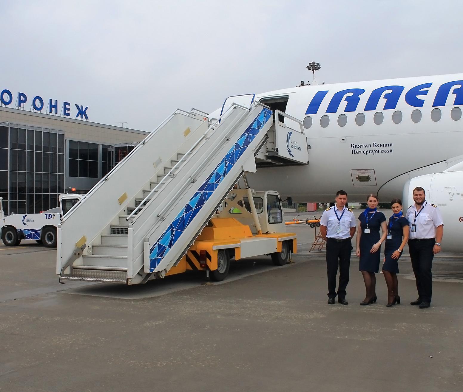 Из Воронежа запустят новый авиарейс в Крым