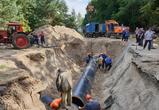 В Коминтерновском районе Воронежа завершили ремонт водопровода