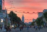 В Воронеже на проспекте Революции появятся велодорожки