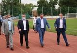 В Воронеже за 22 млн рублей отремонтируют 52 спортивные площадки