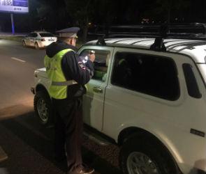 В ГИБДД подвели итоги сплошных проверок на воронежских дорогах