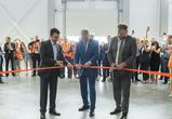 В индустриальном парке «Масловский» запустили новое производство
