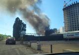 Стали известны подробности крупного пожара на 9 января в Воронеже