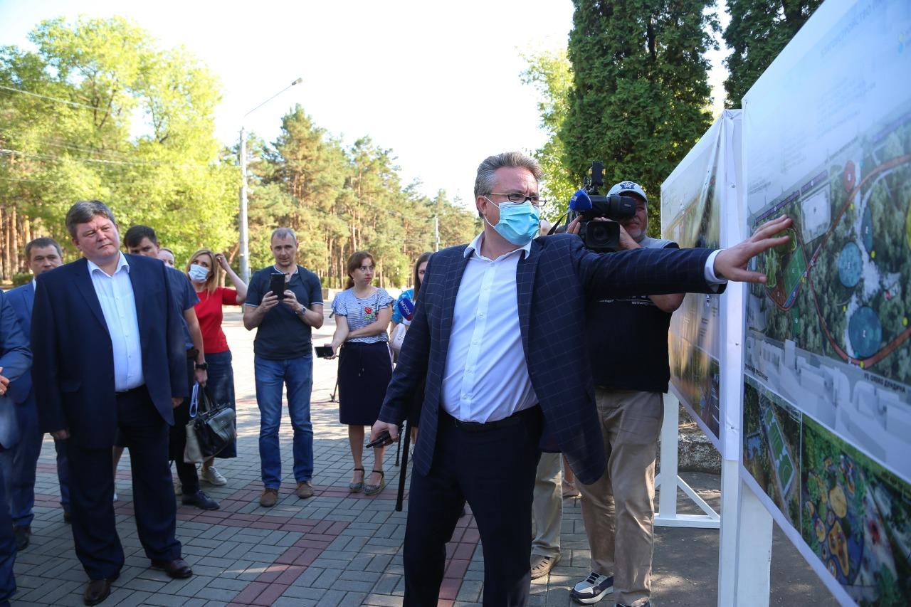 Воронежский «Танаис» начинают готовить к масштабной реконструкции
