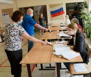 Подведены итоги второго дня голосования в Воронежской области