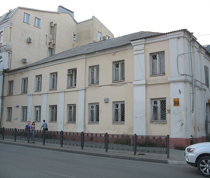 Причиной пожара на объекте культурного наследия в центре Воронежа стал поджог