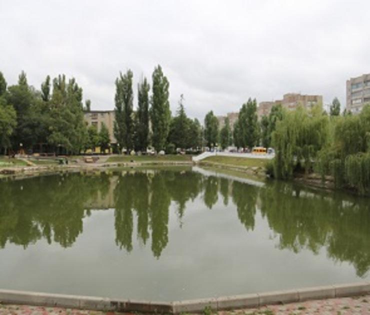 Озеро на улице Минской полностью реконструируют в 2021 году