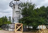 В Воронеже реконструируют маяк в парке «Дельфин»