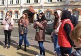 Жители Воронежа приняли участие в проекте «Прошагай город»