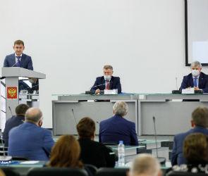 «Впереди много работы»: Стали известны спикеры воронежских Дум нового созыва