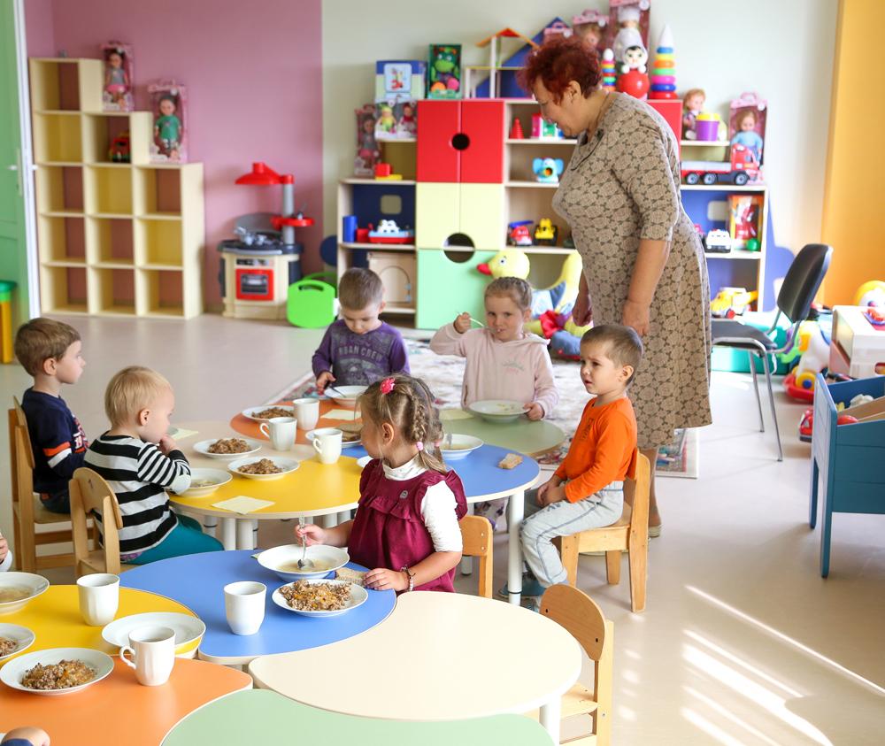 В Воронеже заработали новые пристройки к детским садам