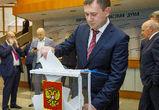 Владимира Нетёсова переизбрали на пост председателя Воронежской областной Думы