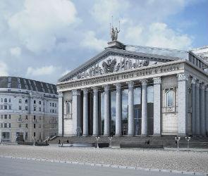 В Воронеже проведут конкурс на разработку внешнего облика оперного театра