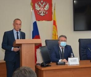 Председателем Воронежской городской Думы стал Владимир Ходырев