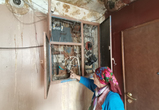 ОНФ призывает власти войти в чрезвычайное положение жителей дома в Воронеже