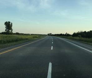 Полкилометра районной дороги отремонтирует воронежский «Дорожник»