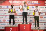 Воронежский спортсмен завоевал «золото» на чемпионате России по скалолазанию