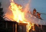 После гибели 2 детей при пожаре в Воронежской области возбуждено уголовное дело