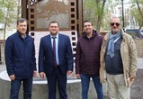 Памятный знак Шукшину в Воронеже установили по инициативе депутатов гордумы
