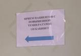 В Облздраве объяснили давку пациентов с коронавирусом в поликлинике №11
