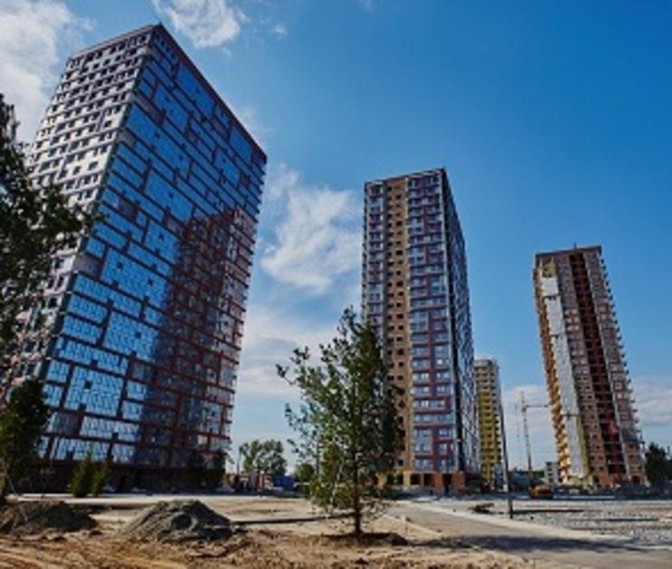 Напротив «Града» появится крупный жилой квартал