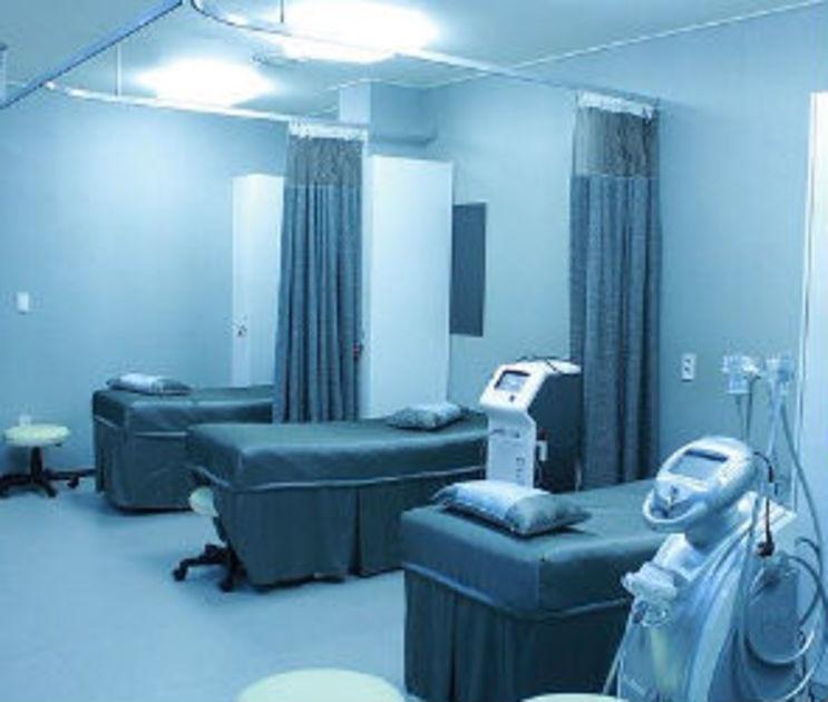 В Отрожке открыли отделение для ковидных больных