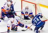 Воронежский «Буран» уступил хоккеистам «СКА-Невы» с минимальным счетом