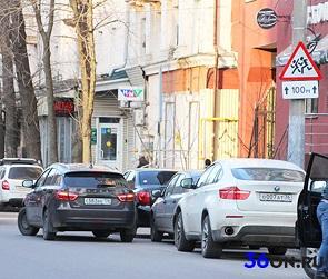 2 года платным парковкам в Воронеже: 4 млн руб штрафов и борьба с «захватчиками»