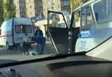 Полицейский автомобиль насмерть сбил женщину в Воронеже