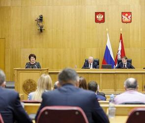 Депутаты облдумы согласовали дополнительное финансирование на борьбу с Covid-19