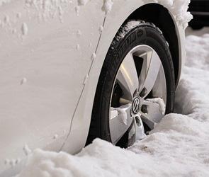 Первый снегопад стал причиной 9-балльных пробок в Воронеже
