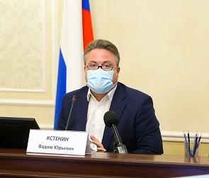 Мэр Воронежа указал на недостатки в очистке городских улиц от снега
